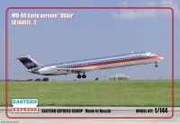 Авиалайнер MD-80 ранний USAir (Limited Edition)