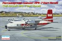 Пассажирский самолет HPR-7 Dart Herald BIA