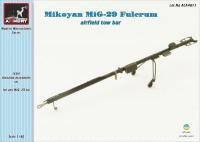 Mikoyan MiG-29 Fulcrum airfield tow bar