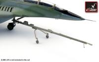 Mikoyan MiG-29 Fulcrum - airfield tow bar