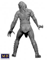 """Beastorian (какая-то из многих звероподобных рас) чемпион – """"Чак"""" он же Нифрат. На краю Вселенной. Эпизод 3"""