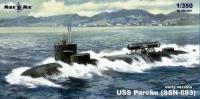 USS Parche (SSN683) ранней версии