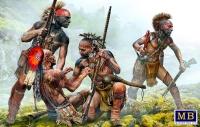 """""""Защитный круг"""". Индейские войны XVIII в. Набор №1"""