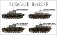 Средний танк Pz.Kpfw.III Ausf. D/B