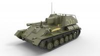 СУ-76М с экипажем (специальный выпуск)