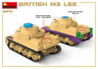 Британский средний танк M3 Lee