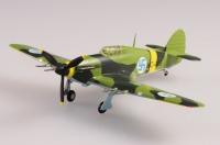 "Самолет ""Харрикейн"" MkII Финляндия 1942 г."