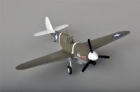 Самолет P-40M, 44FS, 18FG