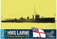 """Английский миноносец HMS """"Larne"""" (H-Class), 1910 г."""