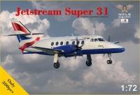 Пассажирский самолет Jetstream 31 Super