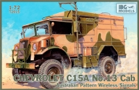 Chevrolet C.15A No.13 Cab Australian Pattern Wireless/Signals