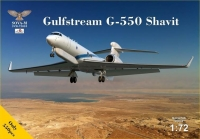 Самолет Gulfstream G-550 Savit