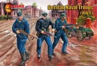 Немецкие моряки WWII