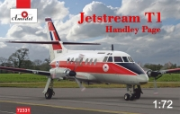 Реактивный пассажирский самолет Jetstream T1