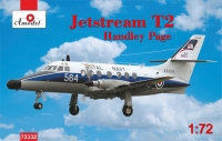 Реактивный пассажирский самолет Jetstream T2