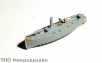 """Крейсер РИФ """"Варяг"""" (Звезда)"""