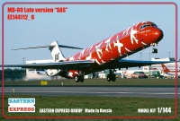 Авиалайнер MD-80 поздний SAS (Limited Edition)