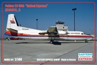 Fokker F-27-500 United Express (Limited Edition)