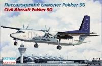 Fokker F-50 Lufthansa Team