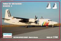 Fokker F-50 SAS Eurolink (Limited Edition)