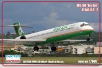 Авиалайнер MD-90 EVA (Limited Edition)