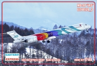 Авиалайнер MD-90 JAS (Limited Edition)