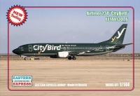 Авиалайнер Б-737-400 CityBird (Limited Edition)