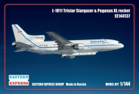 L-1011 STARGAZER & Pegasus XL rocket Limited Edition
