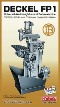 Модель станка Deckel FP-1 Miling Machine