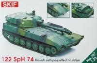 Финская САУ 122  PsH 74