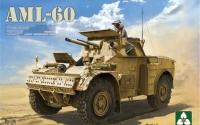 Французский легкий бронеавтомобиль AML-60