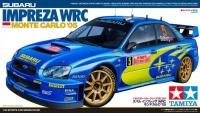 Subaru Impreza WRC Monte Carlo 2005