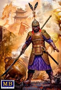 Zhu Yuanzhang, основатель династии Мин. Битва при Нанкине, 1356 г.