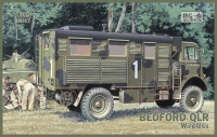 Грузовик Bedford QLR мобильная радиостанция