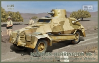 Британский бронеавтомобиль Marmon-Herrington mk.I