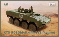 БМП Rosomak с башней OSS-m
