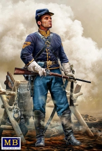 Наготове. Сержант кавалерии Потомакской армии, Геттисберг, июль 1863 г.