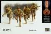 Американские рейнджеры, Нормандия, 1944 г.