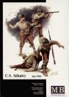 Американская пехота, 1944 г.