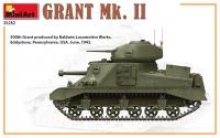 Британский танк Grant Мк.II