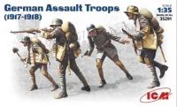 Германские штурмовые части (1917-1918 гг.)