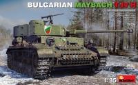 Болгарский танк Maybach T-IVH