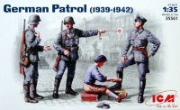 Немецкий патруль (1939-1942 гг.)