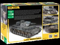 Немецкий танк T-IVE