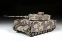 Немецкий танк T-IVG