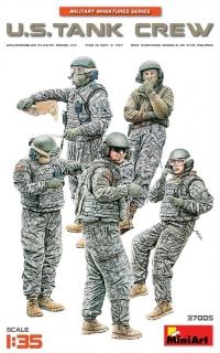Американский танковый экипаж