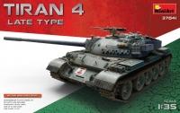 Израильский танк Tiran 4 поздний