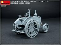 Немецкий сельскохозяйственный трактор D8500, 1938 г.