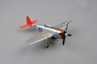 Самолет P-47D RAT HUNTER