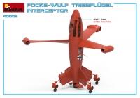 Истребитель Focke-Wulf Triebflugel